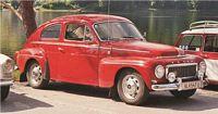 Volvo PV 544 S, Baujahr 1965