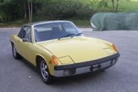 Porsche 914-6 Baujahr 1970