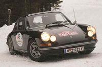 Porsche 911 2,4 T Coupe, Baujahr 1972