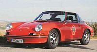 Porsche 911 2,4 T Targa, Baujahr 1972