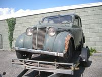 Renault Juvaquatre 1946