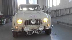 Renault R4 Super Bj 1963