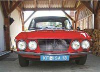 Lancia Fulvia Coupe 1,3 Rallye, Serie 1, Bj 1968 (gekauft 2010)
